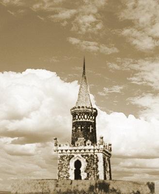 Башня-светёлка на Караульном бугре