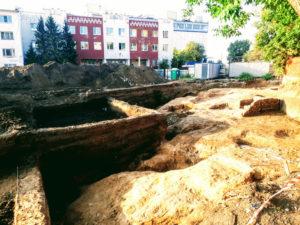 Археологическая достопримечательность город Самары