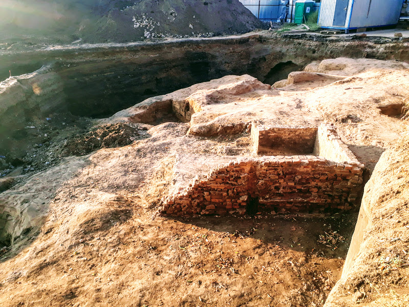 Археологическая достопримечательность Самары
